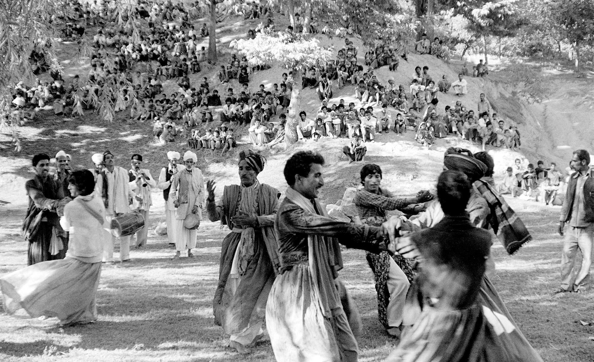 Folk theater in Kashmir